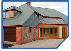 Exmoor Fascias New Build Category Conservatory Competition Winner