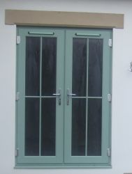 Glazed Doors by Exmoor Fascias in North Devon